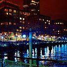 Battery Park City BLUE by tachamot