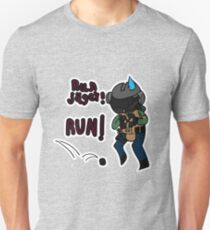 Run jäger! RUN! Unisex T-Shirt