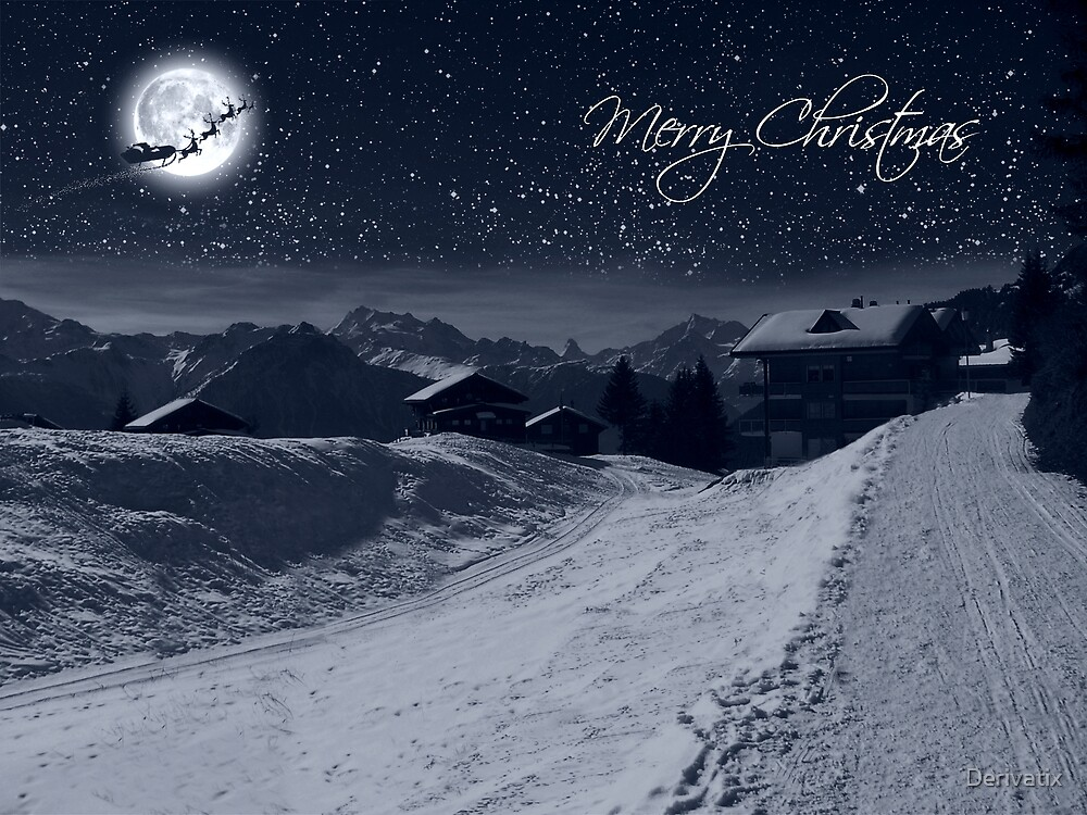 Merry Christmas! by Derivatix