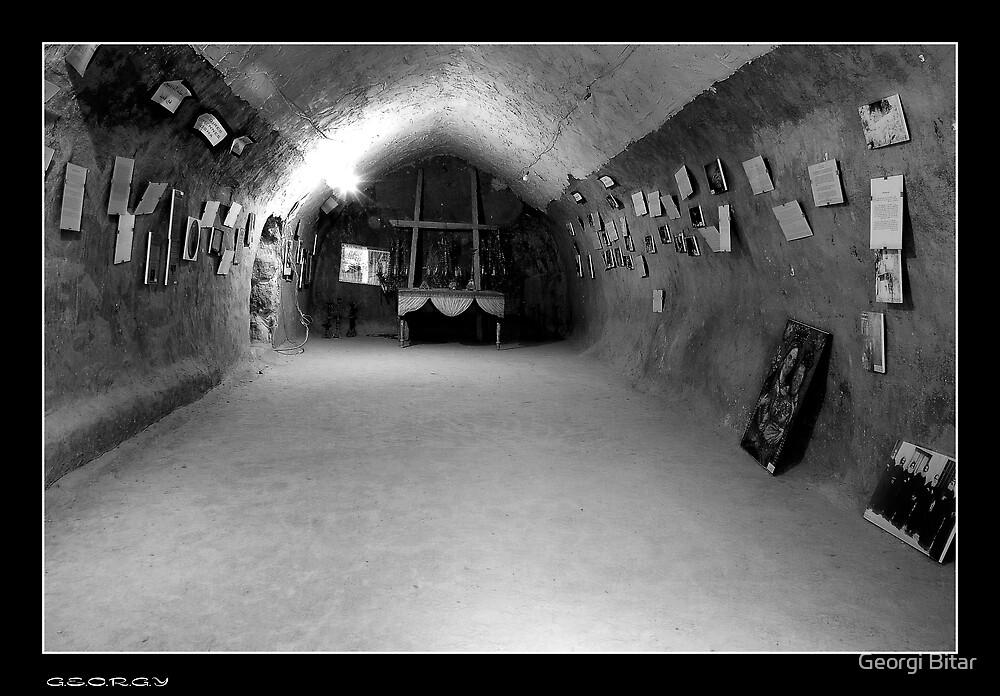 Confession time by Georgi Bitar