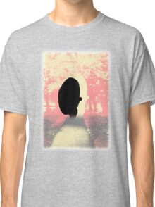 Pastel tone and black shadow. Pastel Contrast Classic T-Shirt