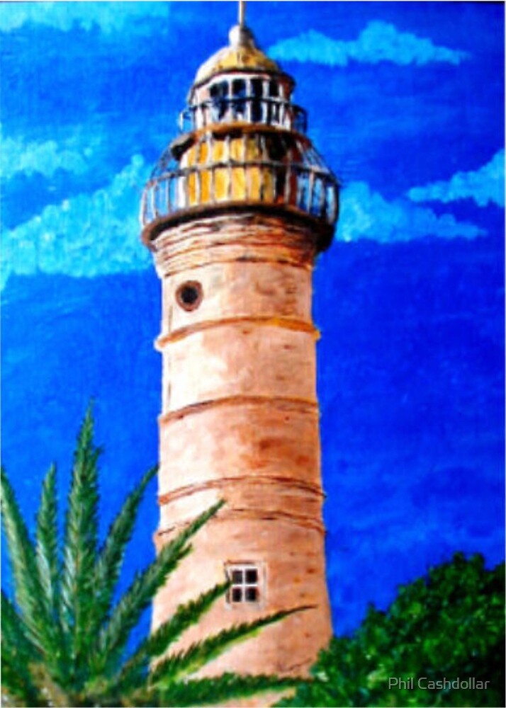 Keywest lighthouse by Phil Cashdollar