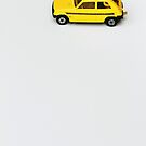 Lil Yellow Car by Bethany Helzer