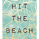 Hit the Beach by craftyhag