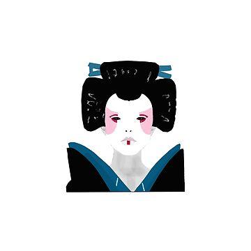 Geisha by happykenz