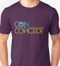 Coin Concede logo gear T-Shirt