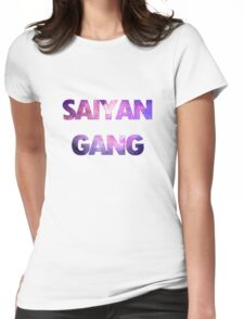S GANG Womens Fitted T-Shirt