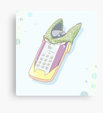 Cell Canvas Print