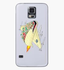 Taco Fighter Jet Case/Skin for Samsung Galaxy