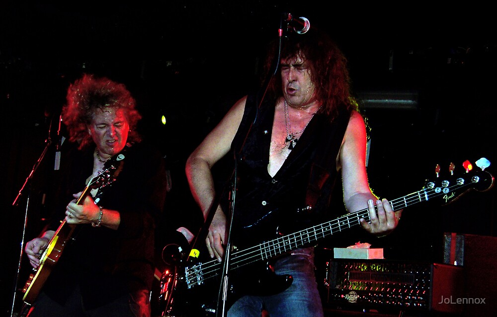 Dave Meniketti & Phil Kennemore Y&T Manchester 27/11/07 by JoLennox