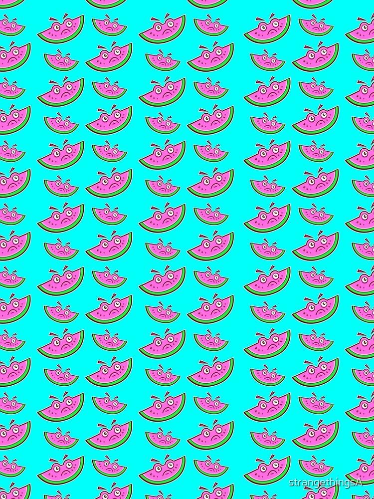 Sour Watermelon by strangethingsA