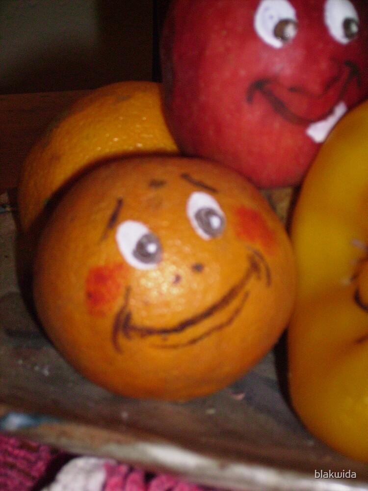 orange glad i love ya by blakwida