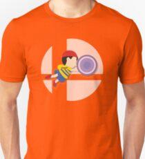 Super Smash Bros. — Ness Unisex T-Shirt