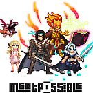 MeatPossible Characters - Epicton Kingdom by cvisual