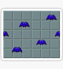 Bats in the Dungeon  Sticker