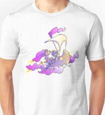 Wynken, Blynken, and Nod Unisex T-Shirt