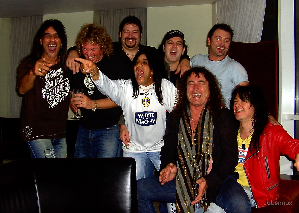 After Show Party with Y&T II Nottingham 1/11/07 by JoLennox