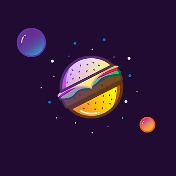 Planet Burger by MJ96