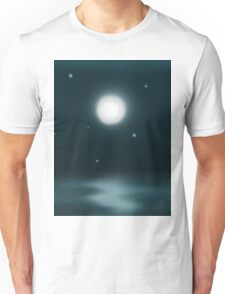 Moonlit Night Unisex T-Shirt