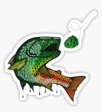 Hops Lure  Sticker