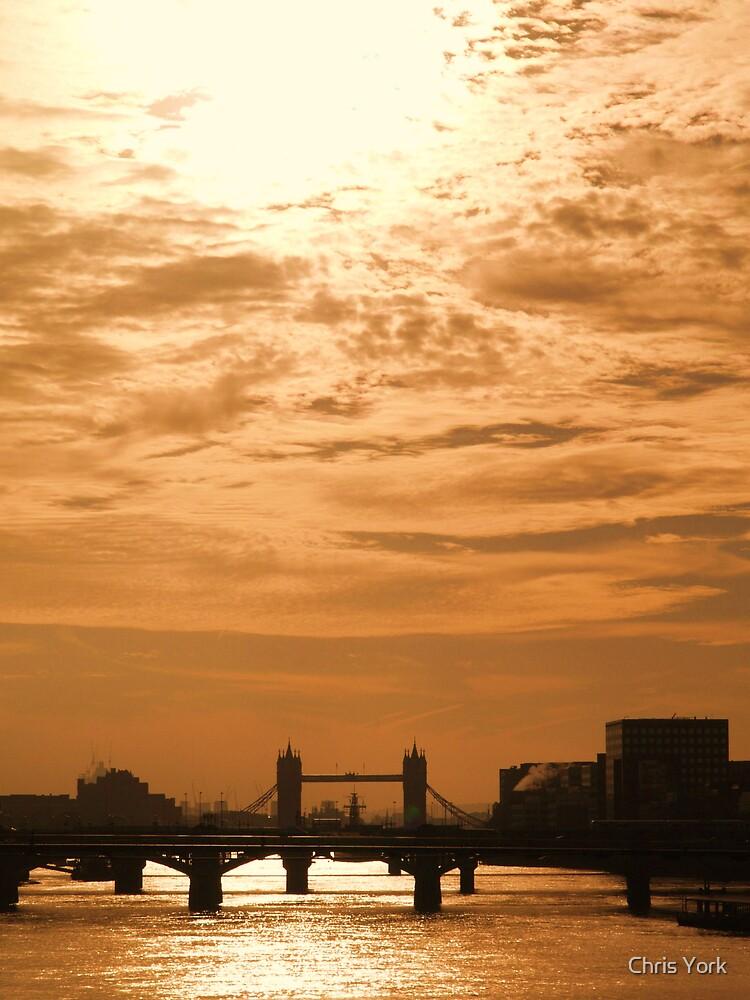 London sunlight! by Chris York