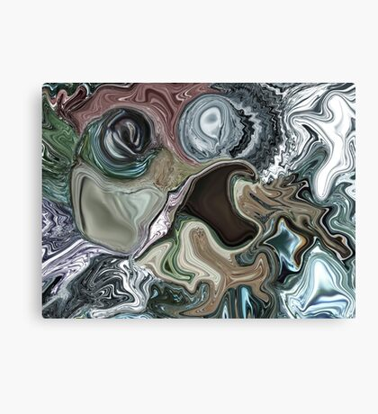 The Screecher Canvas Print