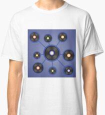 vinyl records Classic T-Shirt