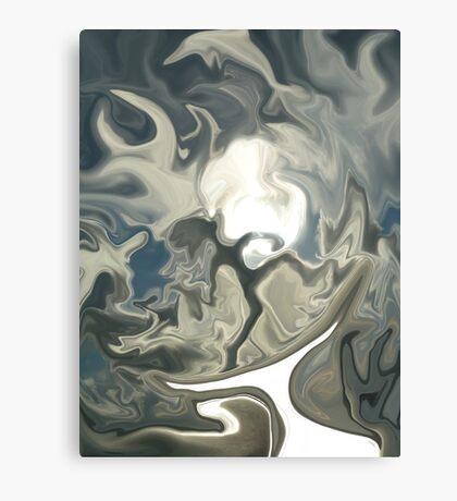 Moonriver Canvas Print