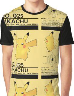 No. 025 Graphic T-Shirt