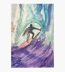 Surf up Photographic Print