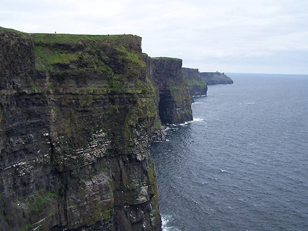 Cliffs of Moher1. Ireland by Patrick Ronan