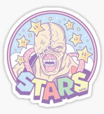 Nemesis - STARS Sticker