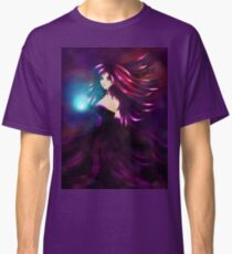 Girl with magic ball Classic T-Shirt