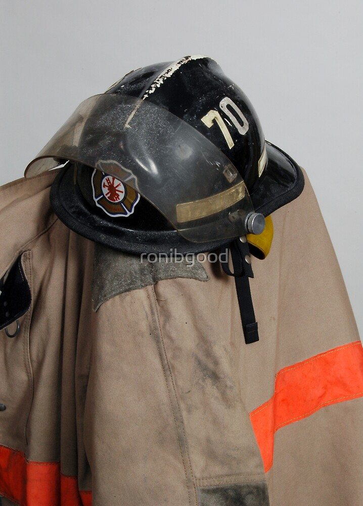 Firefighter by ronibgood