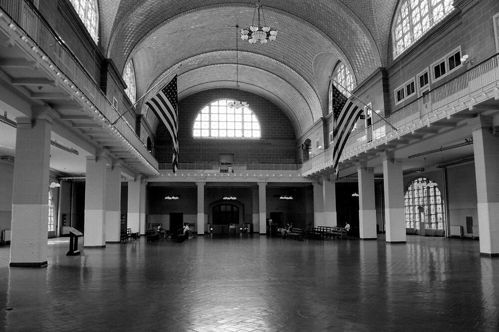 Ellis Island by shadow2
