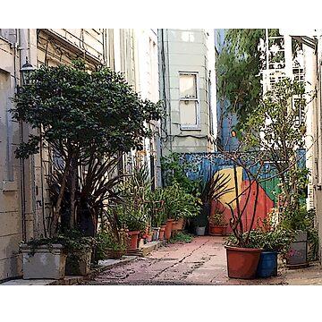 Beauty in the Gray -- San Francisco, Powell Street Stroll by photoartful