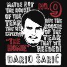 The Rookie of the Year We Needed - Dario by huckblade