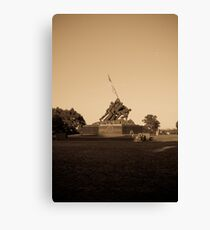 Uncommon Valor Canvas Print