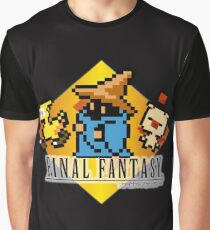 Final Fantasy bits Graphic T-Shirt