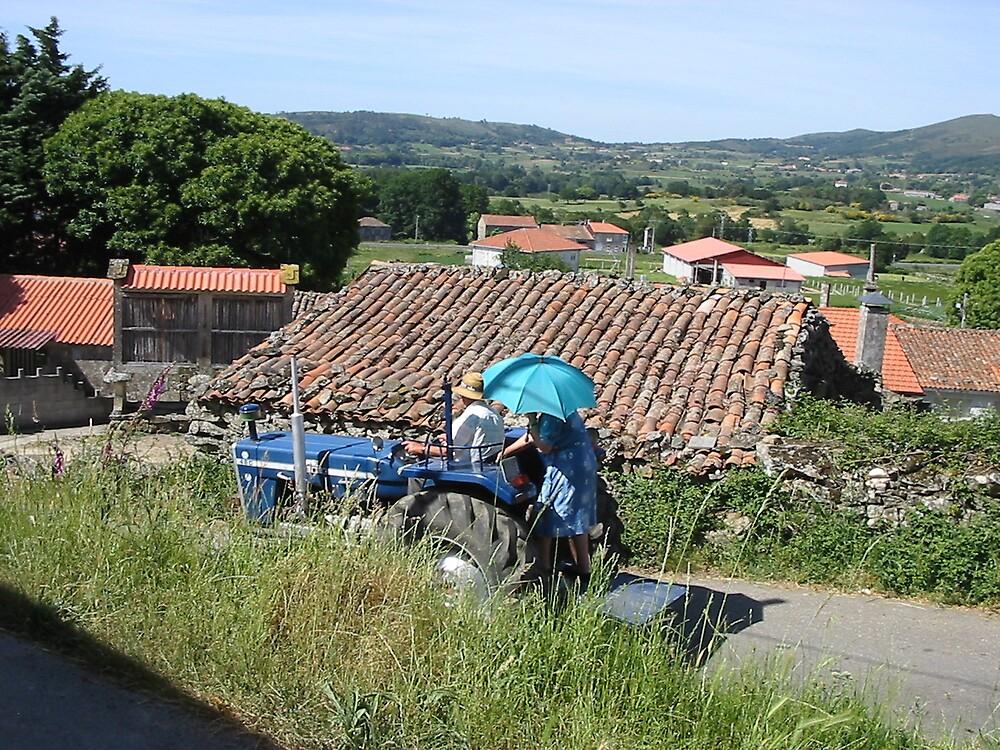Santa Baia de Camba by marchk