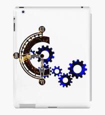 Chrono Gears Logo iPad Case/Skin