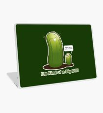 Cute Awesome Pickles Laptop Skin