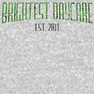 Brightest Daycare - Est. 2011 by BDCcomics