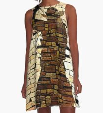The Brick Cowboy A-Line Dress