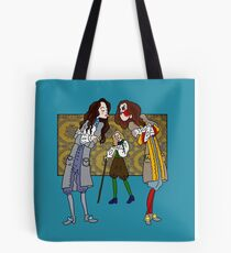 Versailles- Hoe Before Bro Tote Bag