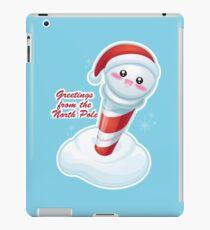 Kawaii North Pole iPad Case/Skin