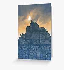 Edinburgh Remembers Greeting Card