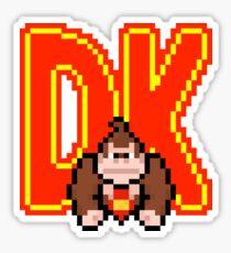 DK Donkey Kong Sticker