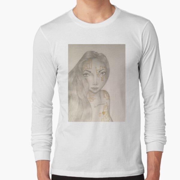 Cyber Girl Long Sleeve T-Shirt