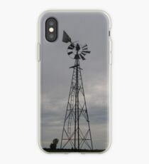 Old wind mill iPhone Case